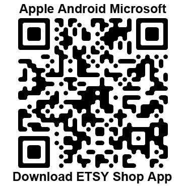 etsy QR Code for App
